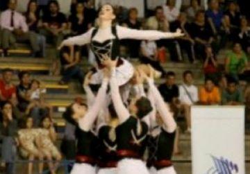 L'equip júnior d'estètica del Club Muntanyenc es classifica pel campionat del món